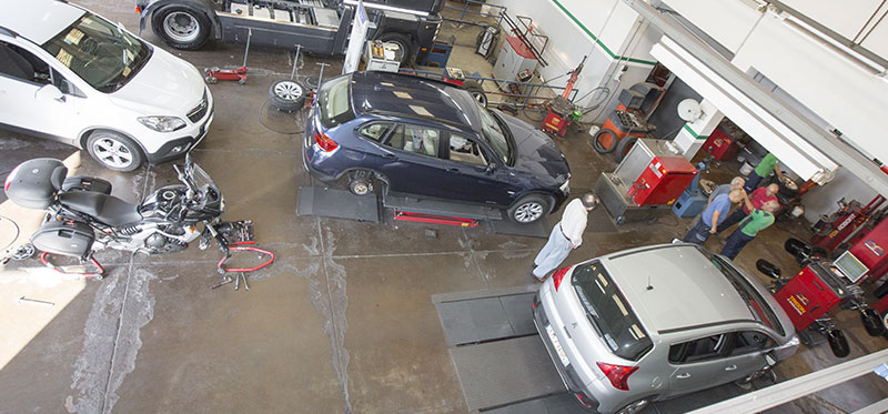 Master Check Up auto Catania