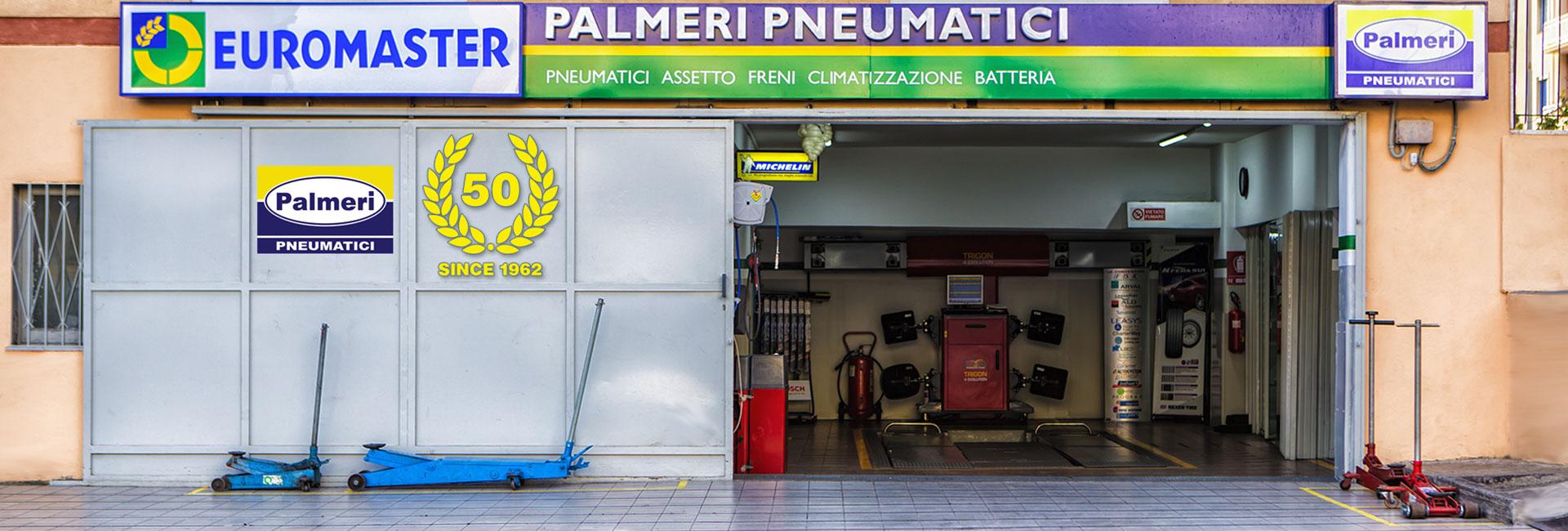 Gommista Euromaster Catania